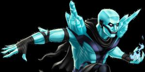 Iceman Dialogue 2