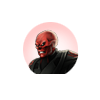 Red Skull (Blaster) Group Boss Icon
