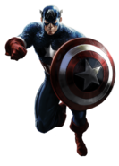 Captain America Sneak Peek Artwork