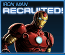 Iron Man Recruited Old