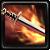 Loki-Throwing Dagger 2