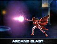 Scarlet Witch Level 2 Ability