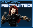 Black Widow Recruited Old