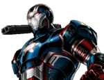 Iron Patriot Rüstung Dialog