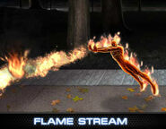 Human Torch Level 1 Ability