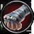 Tattered Gloves Task Icon