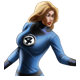 Mujer Invisible icono