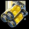 Instabiles ISO gelb 3 Icon