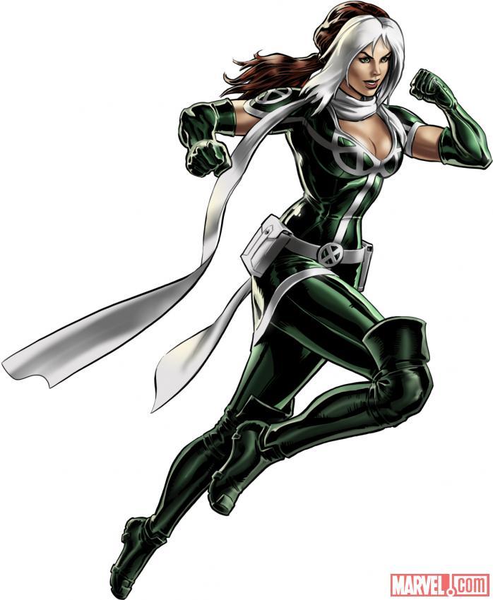 The Rogue Avenger