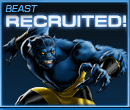 Beast Recruited Old