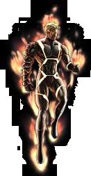 Human Torch-Annihilus