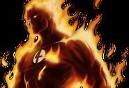 Human Torch Dialogue 1 Right