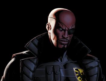 Nick Fury Dialogue