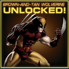 Wolverine Brown-and-Tan Unlocked