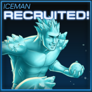 Iceman Recruited