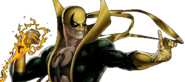 Iron Fist Dialogue 1