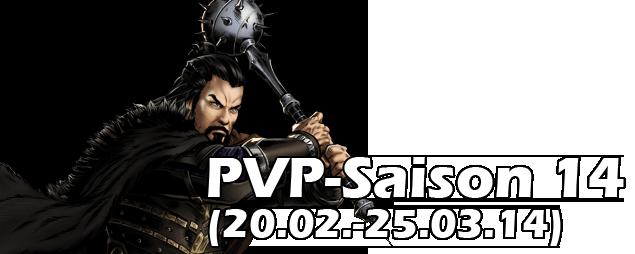 PVP-Saison 14 Banner