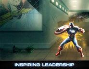 Captain America Passive Ability
