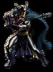 Black Knight Portrait Art