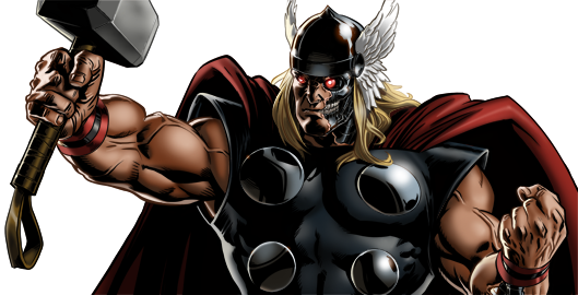 Dark Thor Dialogue