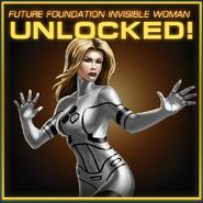 Invisible Woman Future Foundation Unlocked