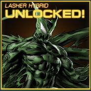 Lasher Hybrid Unlocked