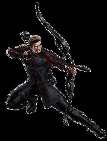 File:Avengers Age of Ultron Hawkeye Portrait Art.png