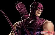 Hawkeye (Version 1) Dialogue