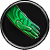 Robuster Handschuh Task Icon