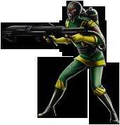 Hydra-Richterin