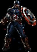 Avengers Age of Ultron Captain America Portrait Art