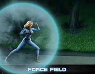 Invisible Woman Level 2 Ability