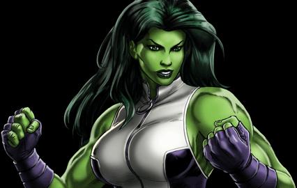 She-Hulk Banner 1