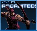 Hawkeye Recruited Old
