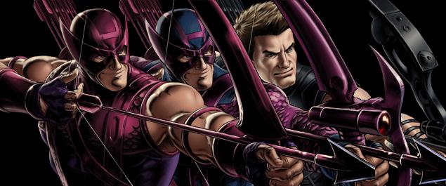 Hawkeye Banner Multi