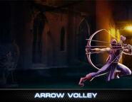 Hawkeye Level 2 Ability