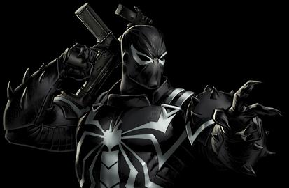 Agent Venom Banner