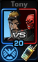 Group Boss Versus Red Skull