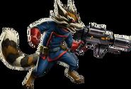 Rocket Raccoon-Modern-iOS