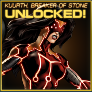 Spider-Woman Kuurth Unlocked
