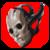 Dunkelelf-Maske