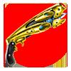"""Gold-P.E.W.-""""Zerstören"""""""
