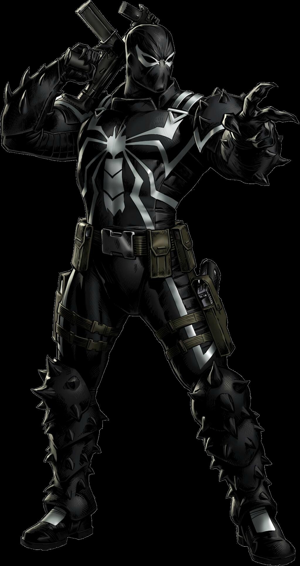 Fichier:Agent Venom Portrait Art.png