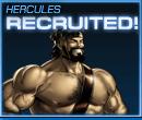 Hercules Recruited Old