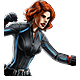 Black Widow Icon Large 4