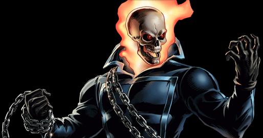 Ghost Rider Banner 1
