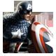 Capitan America icono