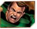 Sandman Marvel XP Sidebar