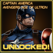 Captain America Avengers Age of Ultron Unlocked