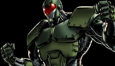 Titan Man Banner